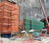 West ventilation building 1